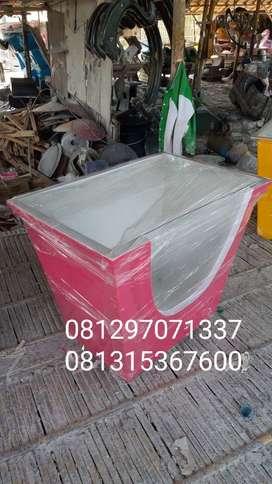 kolam baby spa fiberglass produksi