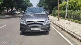 Toyota Innova 2.5 GX BS IV 8 STR, 2014, Diesel