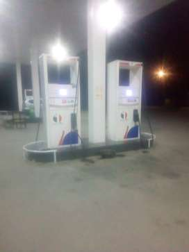 New Petrol Unit Machines With 1 year warranry