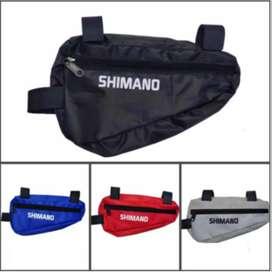 Tas Sepeda Segitiga - Tas Shimano - Tas Handphone - Tas Sepeda BMX MTB