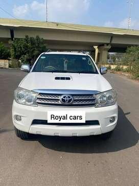 Toyota Fortuner, 2010, Diesel