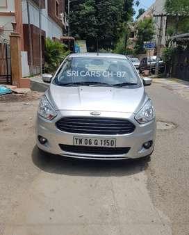 Ford Figo Aspire Titanium Plus 1.5 TDCi, 2015, Diesel