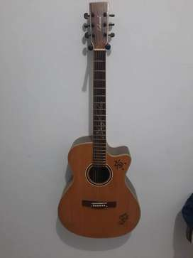 gitar lakewood sungha jung custom
