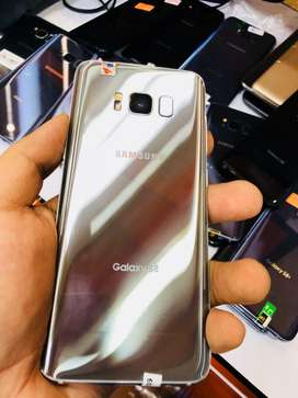 Samsung Galaxy S8 4Gb 64Gb PTA official Duty Paid Stock original 100%