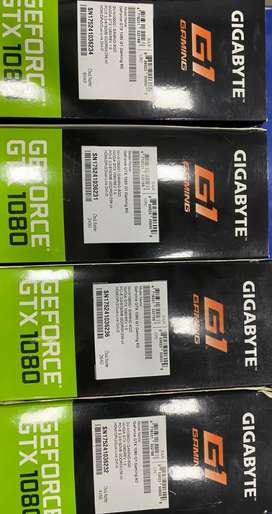 graphics card 1080 8gbavailable 3 pcs