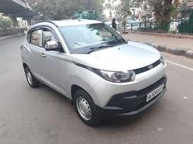 Mahindra Kuv 100 G80 K2, 2016, Petrol