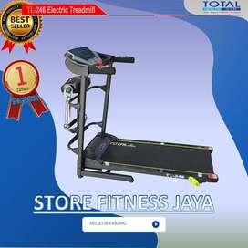 Treadmill elektrik TL 246 | 1,5Hp