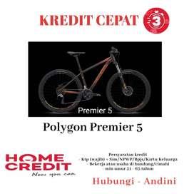 Premier 5 Kredit Tanpa DP -BandungCimahi-