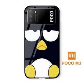 Softcase Glass POCO ME Xiaomi New