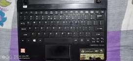 Acer laptop for urgent sell