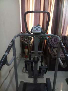 Manual Treadmill 4 in one (old)