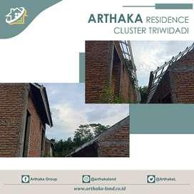Rumah Murah Lokasi Strategis ARTHAKA RESIDENCE - Cluster Triwidadi