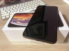 new brand xs  max 256 gb all accessories provide