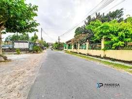 Tanah 891m di Maguwoharjo Tepi Jalan Besar Cocok Kost, Usaha