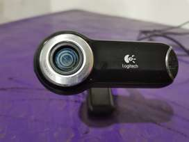 Logitech Pro 9000 PC/Laptop Carl Zeiss Lens Optics Camera Came Abroad