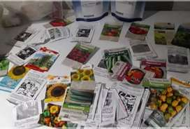 Hybrid Seeds pesticide and fertilizer available