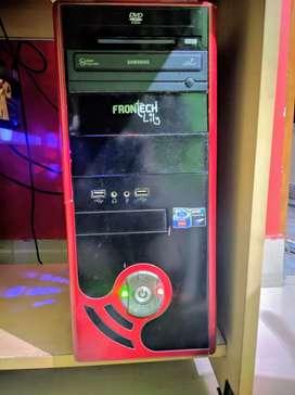 Dual core AMD machine