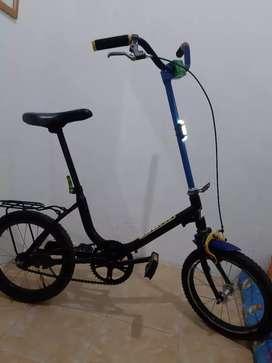 Sepeda minion siap pakai