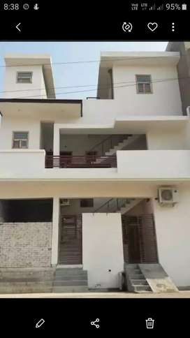 House on rent for families,bank employees
