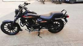 Bajaj avenger 220 original condition company maintain