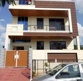 180 GAJ , 5BHK , Semi Duplex  स्वतंत्र मकान,  90 % Loan