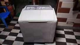 New condition washing machine