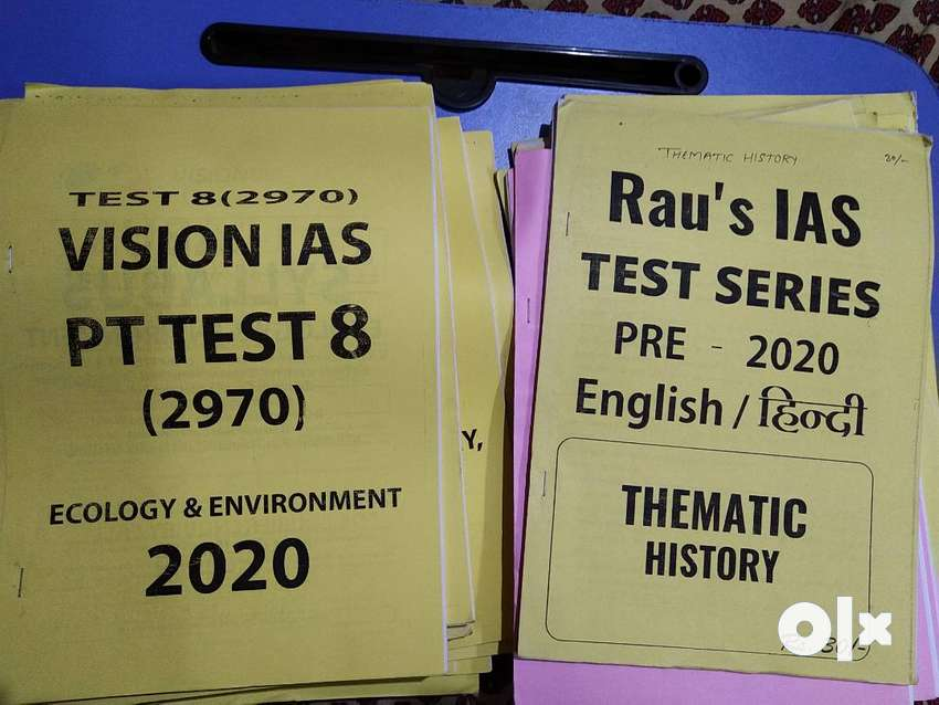 Upsc Prelims 2020 Paper 1 Test papers 0