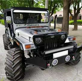Rahul jeep modifier-All type of open modifier jeeps Deliver All India
