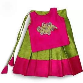 BABY choli dress