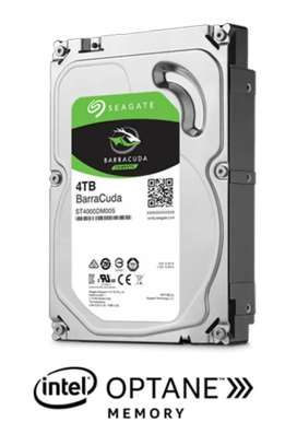 4 TB and 8TB HDD harddisk