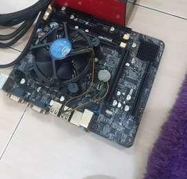 Motherboard Bulldozer + core i7 860