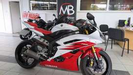 YAMAHA R6 YZF R6 SPECIAL EDITION COLOURS *** NATIONWIDE DELIVERY AVAIL