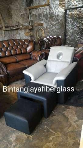 kursi refleksi 02 kombinasi putih hitam