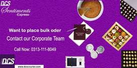 Office staff + Marketing for Courier Business