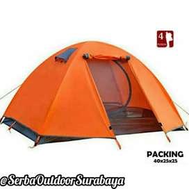 Tenda Camping Ultralight Compass 4 orang