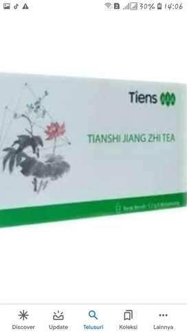 Teh Jiang zi tea minuman herbal kekinian