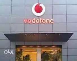 Fix Salary Need for Experience/Fresher's Candidate in Vodafone Proces