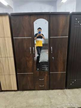 Brand New 2+1 Door Cupboard