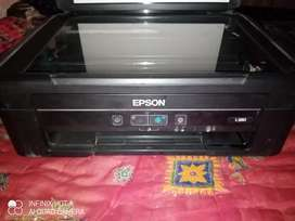 New condition epson l380 only head problem