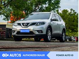 [OLXAutos] Nissan Xtrail 2014 2.0 Bensin A/T Silver #Power Auto ID