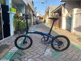Sepeda lipat ecosmo