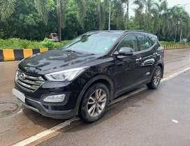 Hyundai Santa Fe 4 WD (Automatic), 2014, Diesel