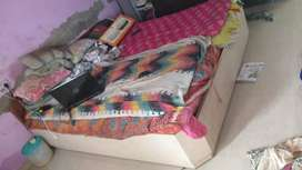 double bed 7 * 7