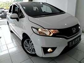 All New Honda Jazz CVT 2014 Like New
