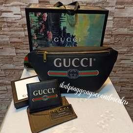 Paket hemat Gucci leather