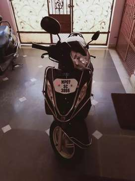 TVS scooty Wego in great condition with all documents