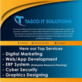 Web Development/ Digital Marketing / Software Development