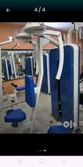 Gym setup on discounted price