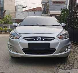 Hyundai Grand Avega GL 2013, Matic, Kondisi Mantap