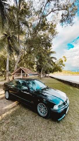 Dijual BMW E36 318i M43